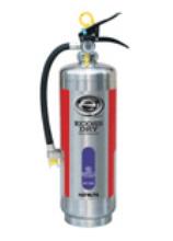 バーストレス消火器(蓄圧式)ステンレス製